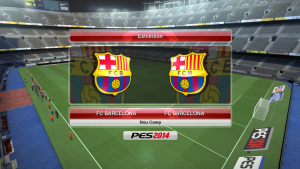 Download Camp Nou For PES 2014 by sxsxsx
