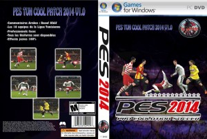 Download PES TUN COOL PATCH 2014 V1.0 is coming soon