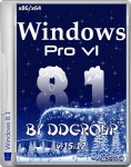 Windows 8.1 Pro vl v.15.12 by DDGroup� (x64/x86/RUS/2013)