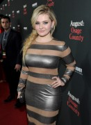 Abigail Breslin - August Osage County Premiere 12/16/13