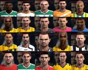 Download PES 2013 Greek Superleague Facepack by Argyris