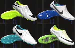 Nike New Reflective Addition Boots For Pes 14 by mady5