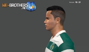 Download Marcos Rojo PES 2014 Face by miguelrioave