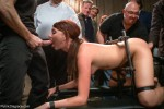 Cassandra Nix : BDSM whore takes it up the Anal in Public - Kink/ PublicDisgrace (2013/ HD/ SiteRip)