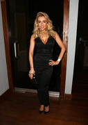 Gemma Merna - Jorgie Porter Farewell Party, Liverpool, 20-Dec-13