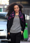 Natalie Gumede - London Studios, 18-Dec-13