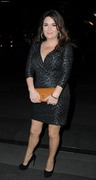Debbie Rush - Coronation Street Christmas Party, 13-Dec-13