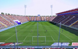 Download Ghencea Stadium For PES2014 Made by Iepure