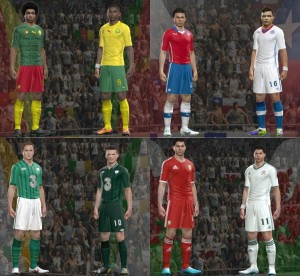 Download PES 2014 KitPack N°1 By Salichinko