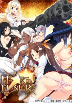 MA☆KO HUNTER (Clock Up) [cen] [2013, VN, Fantasy, Pee, Paizuri, Oral Sex, Anal Sex] [jap]