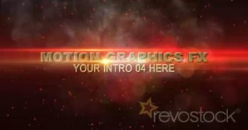 Revostock - Project for After Effects - Slam Trailer Intro FX V3