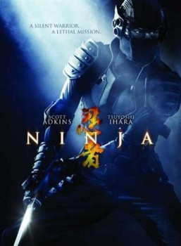 Ninja (2009) BRRip 720p AAC x264 - KINGDOM
