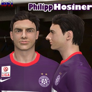 PES 2014 Philipp Hosiner [Austria Wien] by kpt1