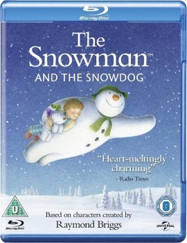 The Snowman and the Snowdog (2012) 720p AC3 XviD - MAJESTIC :March/01/2014