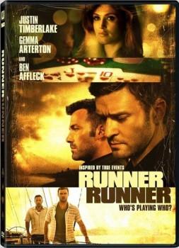 Runner Runner (2013) DVDRip MP3 XviD - EVO