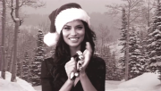 Victoria's Secret Angels Sing Holidays Songs