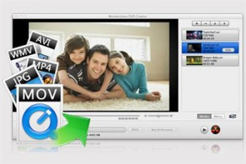 Wondershare DVD Creator for Mac v3.8.0