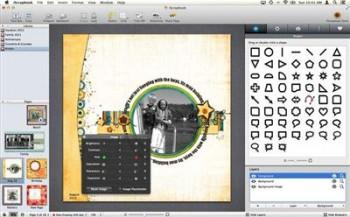 Chronos iScrapbook 4.0.9 (MacOSX)