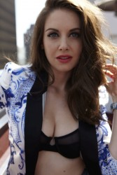 Alison Brie - Nylon Guys - November 2012 - OUTTAKES