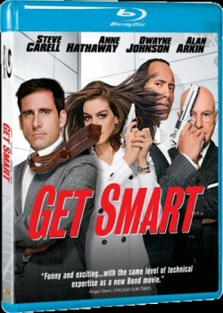 Get Smart (2008) BRRip 720p AC3 x264 Hindi-Eng RYMR - Team XMR