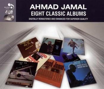 The Ahmad Jamal Trio - Eight Classic Albums (Box Set 4 CDs)