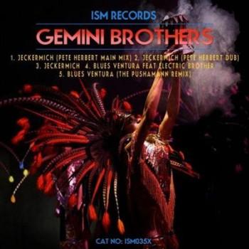 Gemini Brothers - EP (2013)