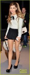 Ariana Grande - at Narita International Airport in Tokyo 12/31/13