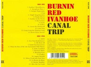Burnin Red Ivanhoe - Canal Trip: Anthology 1969 - 1974 (2013)