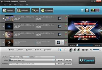 Aiseesoft Total Media Converter v7.1.20