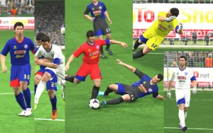 PES 2014 Arema Indonesia 2012-2013 GDB Kit by mislam