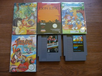 Shiroe's NES and GB collection 7636a9298690171