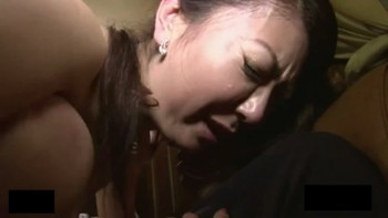 Japanese mother and son incest sex