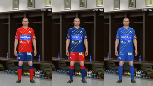 Download Deportivo Pasto 2014 Kits by Rickrd0