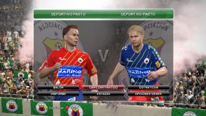 PES 2014 Deportivo Pasto 2014 Kits by Rickrd0