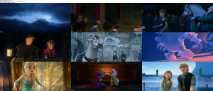 Download Frozen (2013) 720p DVDScr 650MB Ganool