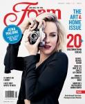 Jena Malone Foam Magazine February 2014