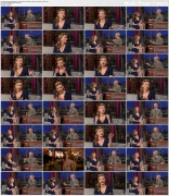 Scarlett Johansson @ Late Show with David Letterman | January 8 2014