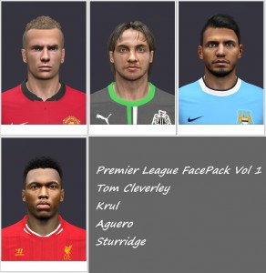 Download EPL Facepack vol. 1 by shaggyboss