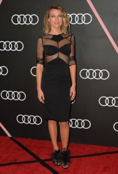 Natalie Zea - Audi Golden Globes Weekend Celebration Beverly Hills 1/9/14