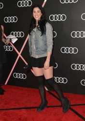 Sarah Silverman - Audi Golden Globes Weekend Celebration in Beverly Hills 1/9/14