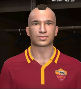 Download Nainggolan PES 2014 Face