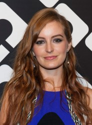 Ahna O'Reilly - Diane Von Furstenberg's Journey Of A Dress Opening Party in LA 1/10/14