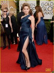 Amber Heard - 71st Annual Golden Globe Awards 1/12/14