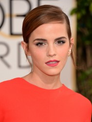 Emma Watson - 71st Annual Golden Globe Awards in Beverly Hills 1/12/14