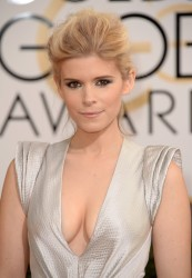 Kate Mara - 71st Annual Golden Globe Awards in Beverly Hills 1/12/14