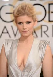 Kate Mara - 71st Annual Golden Globe Awards in Beverly Hills 1/12/14