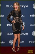 Taylor Swift - InStyle and Warner Bros Golden Globes Post-Party 1/12/14