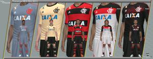 PES 2014 Flamengo