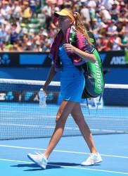 Daniela Hantuchova - 2014 Australian Open in Melbourne 1/13/14