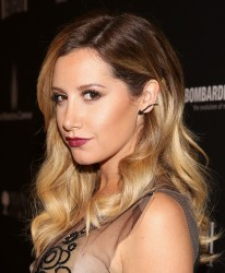 Ashley Tisdale at the Golden Globes After Party in Beverly Hills on January 12, 2014
